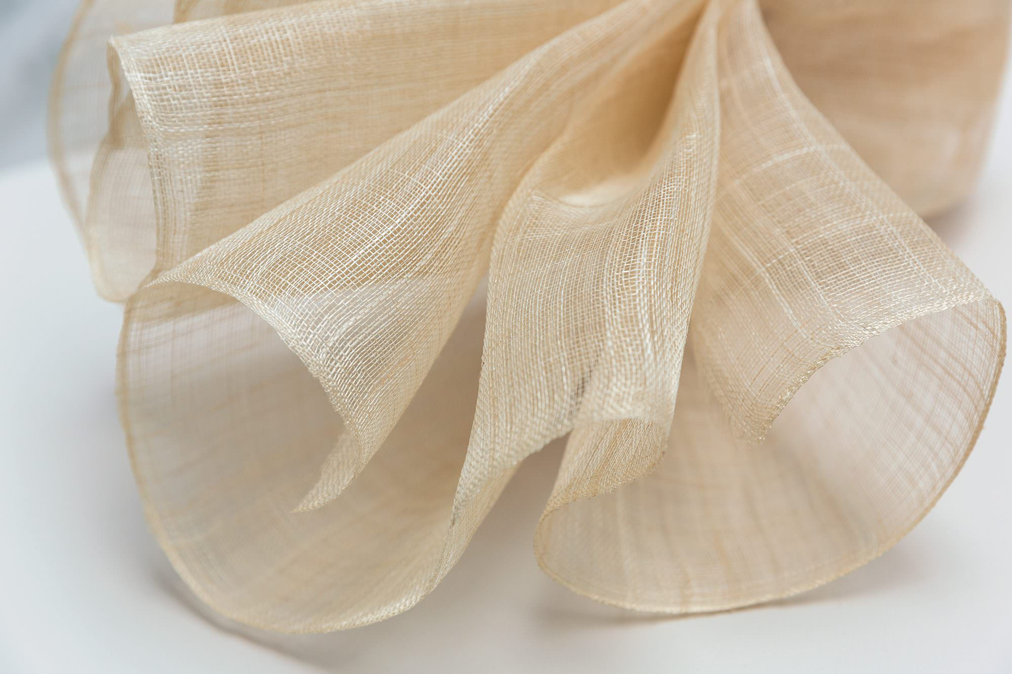 abaca fish net naturel