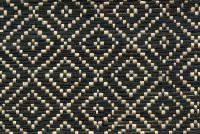 Raphia losange naturel – noir