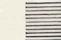 Lignes d'abaca blanc