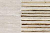 Lignes d'abaca naturel